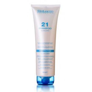 Шампунь для волос увлажняющий Salerm 21 Shampoo Salerm Cosmetics. Интернет-магазин косметики. Ташкент. Узбекистан