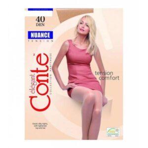 Колготки женские цвет Natural Nuance 40 Conte Elegant