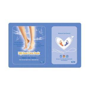 Маска для ног с гиалуроновой кислотой Foot Care Pack Mijin. Интернет-магазин косметики Beautybox.uz. Ташкент. Узбекистан