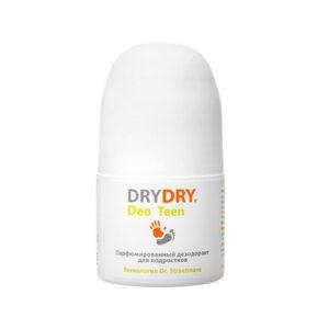 Дезодорант парфюмированный для подростков Dry Dry Deo Teen. Beautybox.uz - интернет-магазин косметики с доставкой по Узбекистану