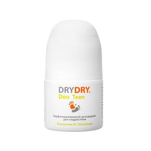 Дезодорант парфюмированный для подростков Dry Dry Deo Teen. Beautybox.uz – интернет-магазин косметики с доставкой по Узбекистану