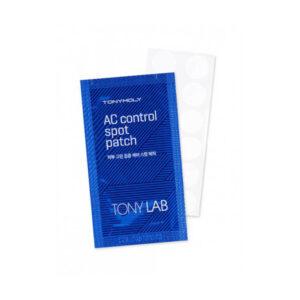 Пластырь для лица от угрей и несовершенств AC Control Spot Patch Tony Lab Tony Moly
