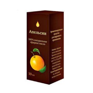 Масло эфирное «Апельсин» натуральное «Аптечный союз»
