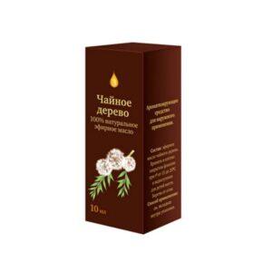 Масло эфирное «Чайное дерево» натуральное «Аптечный союз»