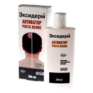 Активатор роста волос «Эксидерм»