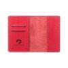 Обложка на паспорт кожаная «Bloody Mary» Ochi Castano. Beautybox.uz – интернет-магазин косметики В Ташкенте с доставкой по Узбекистану