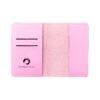 Обложка на паспорт кожаная «Розовая пантера» Ochi Castano. Beautybox.uz – интернет-магазин косметики В Ташкенте с доставкой по Узбекистану