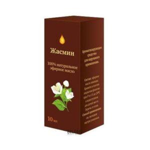 Масло эфирное «Жасмин» натуральное «Аптечный союз»