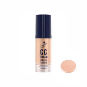 CC крем для лица увлажняющий тон №01 «Натуральный» Complex Correct CC Cream FFleur
