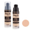 BB крем для лица тон №02 BB Cream Glamour Highlighter Catherine Arley