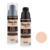 BB крем для лица тон №03 BB Cream Glamour Highlighter Catherine Arley