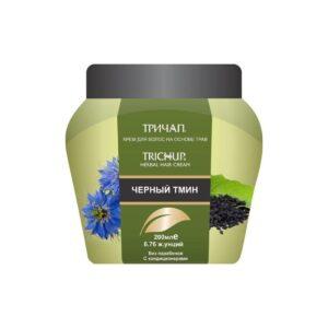 Крем для волос питательный «Чёрный тмин» Trichup
