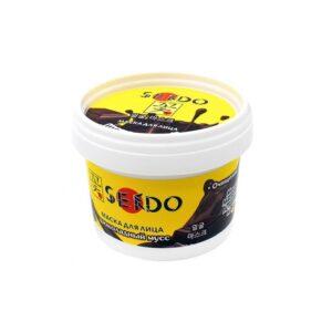 Маска для лица питательная «Шоколадный мусс» Sendo