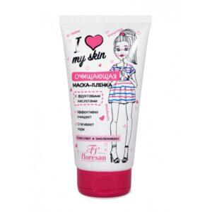 Маска-плёнка для лица «Очищающая» I Love My Skin Floresan