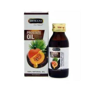 Масло для лечения простаты натуральное Prostate Oil Hemani