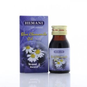 Масло эфирное «Голубая ромашка» Blue Chamomile Oil Hemani