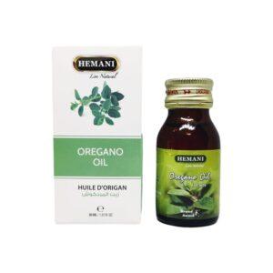 Масло эфирное «Орегано» натуральное Oregano Oil Hemani