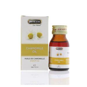 Масло эфирное «Ромашка» натуральное Chamomile Oil Hemani