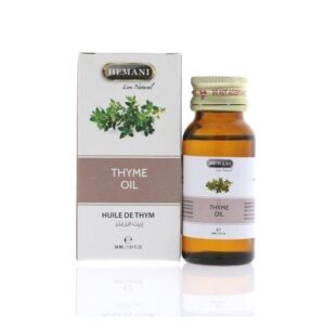 Масло эфирное «Тимьян» натуральное Thyme Oil Hemani