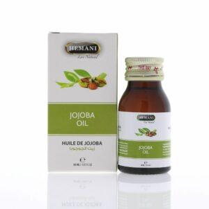 Масло косметическое «Жожоба» натуральное Jojoba Oil Hemani