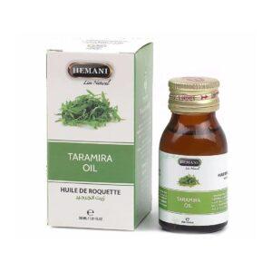 Масло косметическое натуральное усьмы Taramira Oil Hemani