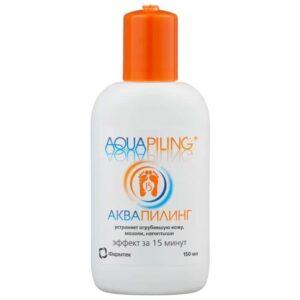 Раствор для ног против мозолей и натоптышей Aquapiling