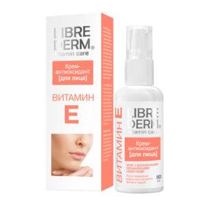 Крем-антиоксидант для лица «Витамин Е» Librederm