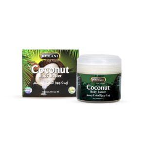 Крем для тела Coconut Body Butter Hemani