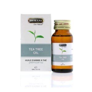 Масло эфирное «Чайное дерево» натуральное Tea Tree Oil Hemani