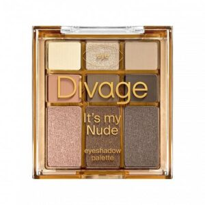 Палетка теней для век It's My Nude Divage