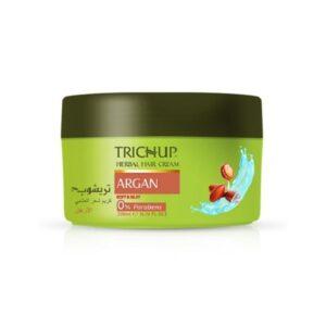 Крем для волос оздоравливающий с аргановым маслом Argan Trichup