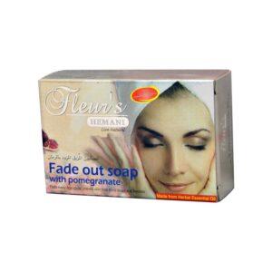 Мыло для лица Fade Out Soap Fleur's Hemani