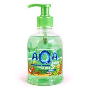 Мыло жидкое детское «Морские приключения» AQA Baby