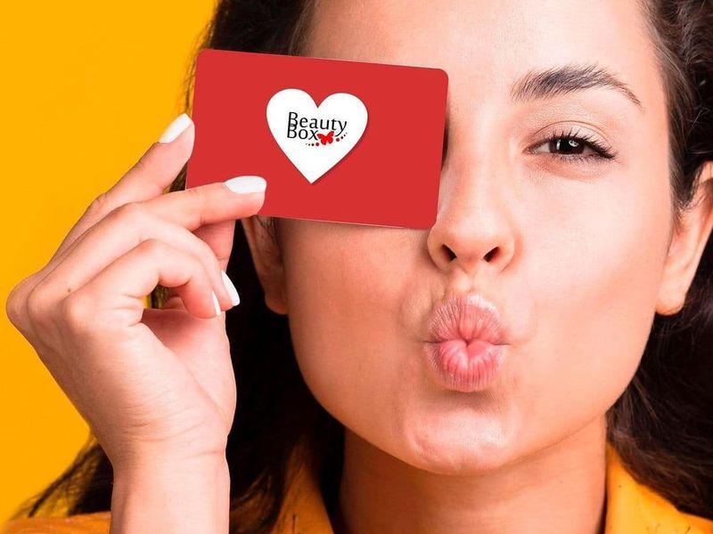 Подарочные карты Beautybox.uz - интернет-магазин косметики в Ташкенте