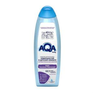 Средство для мытья поверхностей с антибактериальным эффектом AQA Baby