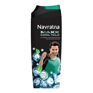 Тальк для тела охлаждающий Maxx Cool Talc Navratna