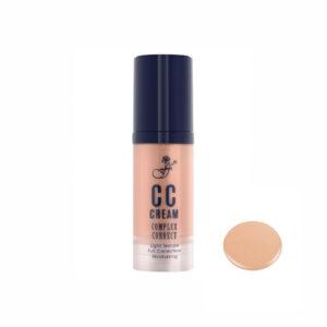 CC крем для лица увлажняющий тон №03 «Песочный розовый» Complex Correct CC Cream FFleur