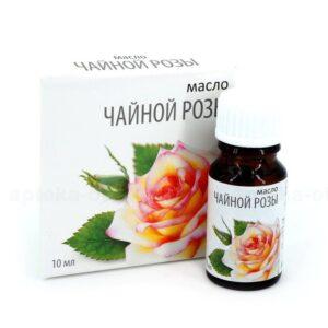 Масло косметическое «Чайная роза» натуральное «МедикоМед»