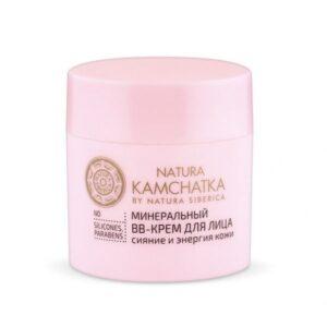 BB крем для лица минеральный «Сияние и энергия кожи» Kamchatka Natura Siberica