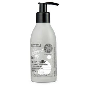 Кондиционер-молочко для волос «3D Объём & Лёгкость» Volume Up Hair Evolution Natura Siberica
