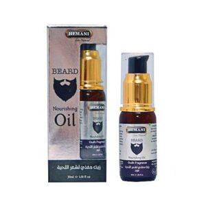 Масло для бороды питательное Nourishing Oil Hemani