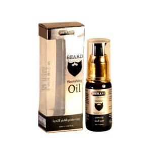 Масло для бороды питательное с ароматом амбры Amber Fragrance Nourishing Oil Hemani