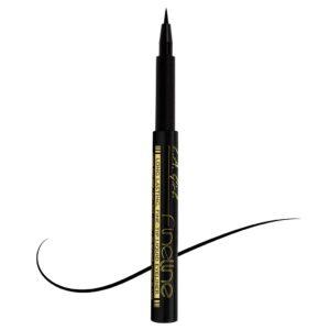 Подводка-фломастер для глаз жидкая оттенок Black Fineline Eyeliner L.A. Girl