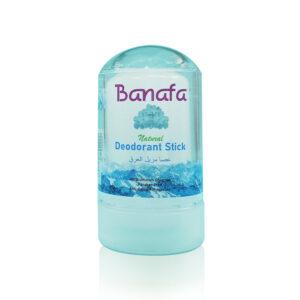 Дезодорант минеральный на основе алунита «Натуральный» Natural Deodorant Stick Banafa