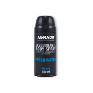 Дезодорант-спрей Fresh Water Body Spray Deodorant Agrado