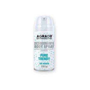 Дезодорант-спрей Pure Trendy Body Spray Deodorant Agrado