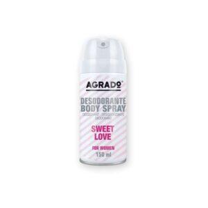 Дезодорант-спрей Sweet Love Body Spray Deodorant Agrado