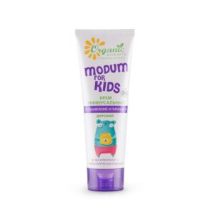 Крем для лица и тела универсальный детский «Увлажнение и питание» For Kids Modum