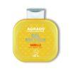 Крем-гель для душа увлажняющий с ароматом ванили Bath Gel Vanilla Agrado