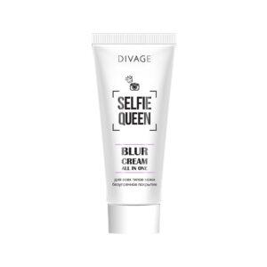 Основа под макияж Blur Cream Selfie Queen Divage